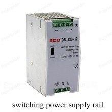 LED strip Driving power supply rail AC/DC 12V 120W dual output power supply Insulating aluminum Lighting Transformer
