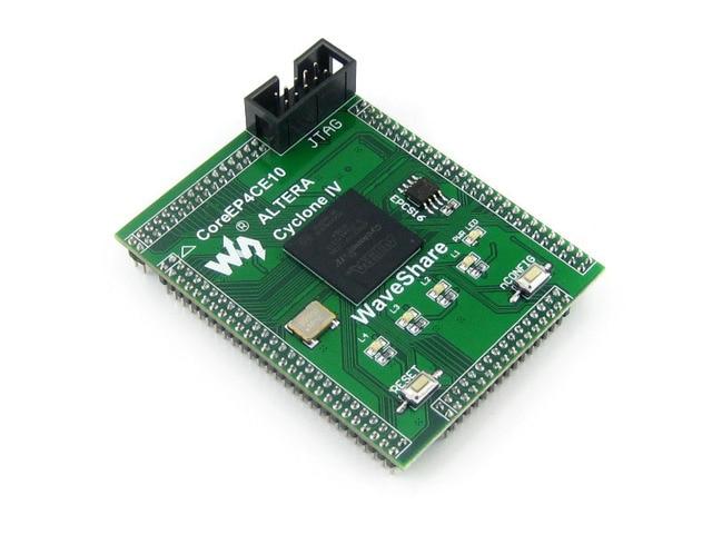 Модуль CoreEP4CE10 EP4CE10F17C8N EP4CE10 ALTERA Cyclone IV CPLD и FPGA Развития Основной Совет с Полным IO Расширителей