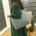 Fashion nubuck women's handbag vintage handbag all-match shoulder bag big bags women tote bag bolsas feminina sac a main borse