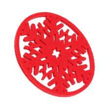 Snowflake Mat