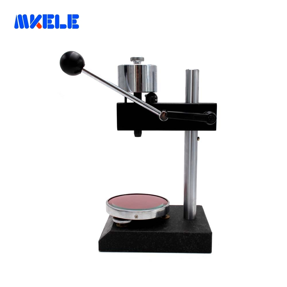 SLX-AC Shore hardness tester test stand for Shore Durometer LX-A LX-C from makerele, don't includes shore durometer цена