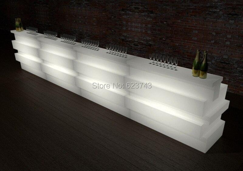 Straight LINE LIGHT FURNITURE Smart Bar