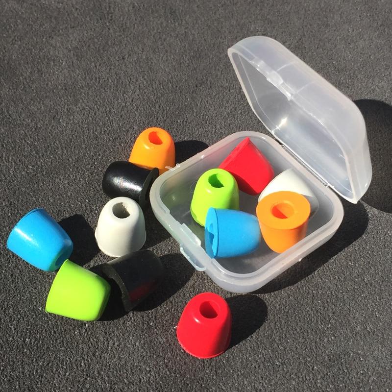 10pcs/5pair Memory Foam In-Ear Earphone Ear pads for JVC Sponge Ear Cups Buds Covers Earphones Earbuds Headset Bud Tips Eartips