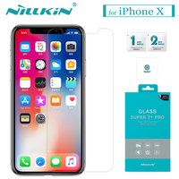 Nilkin For IPhone X Glass Screen Protector Nillkin T Pro 0 15mm Ultra Thin 9H Anti
