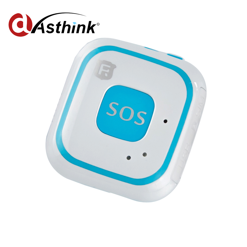 Mini Portable GPS Locator Real-Time Tracker SOS Communicator with Lanyard for Car Person  mini portable gps locator real time tracker sos communicator with lanyard for car person