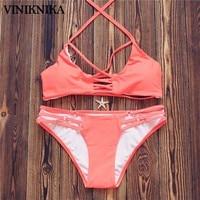 VINIKNIKA 2017Multicolor Split Fashion Cloak Bikini Jacket Double Sided Swimwear Summer Women Bikini Suit Push Up