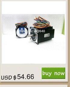 Leadshine 3 фазы шаговым двигателем 3ND2283 максимальный ток 8.2 Для NEMA 34-42
