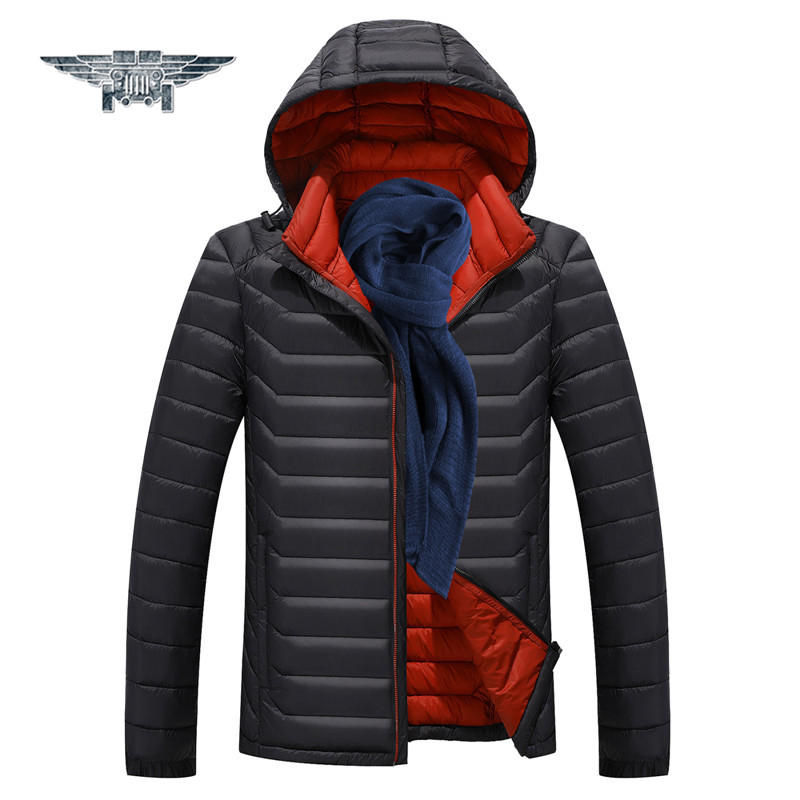 2016 Brand Winter Jacket Men Down Parka Warm Coat Hooded Jackets Coat Men Casual Outwear Parka 4 colors #160701# winter jacket men 2016 brand parka plus size men s hooded parka zipper quilted coat casual jackets