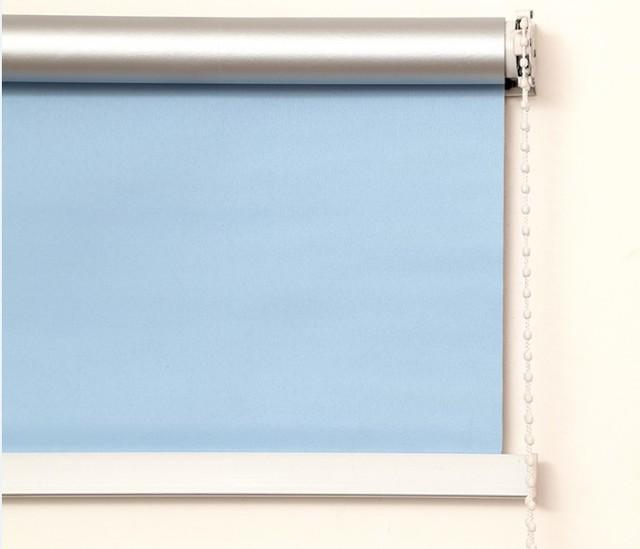 Office Curtains Custom Shutter Waterproof Full Blackout Roller Blinds Office Curtains Curtain Balcony Bathroom P