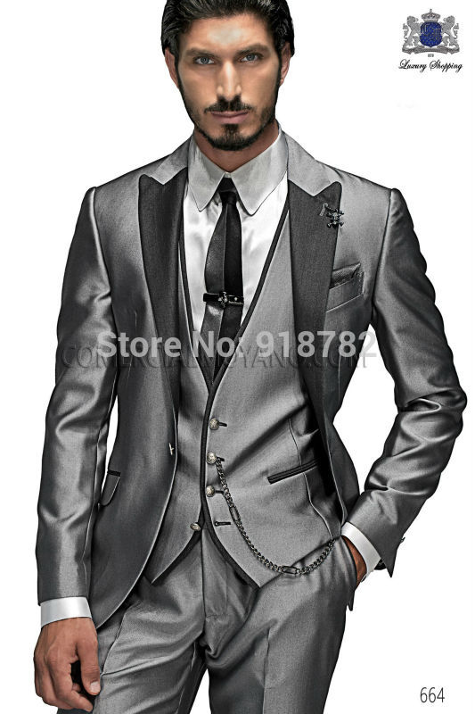 Popular 2016 Shiny Suits for Men-Buy Cheap 2016 Shiny Suits for