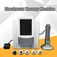 Neueste extrakorporalen schockwelle therapie medizinische ausrüstungen schockwelle starke schockwelle für körper schock welle maschine