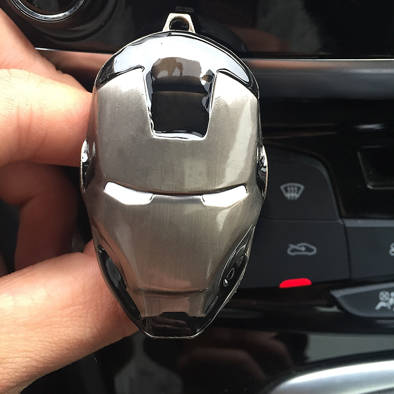 Clip Perfume Ventilation Car-Products-Accessories Avengers Marvel Car-Air-Freshener Spider-Man