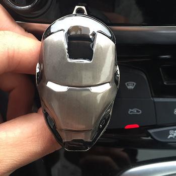 Odświeżacz powietrza do samochodu klip klimatyzacja wentylacja perfumy Avengers Marvel Spider-Man Star Wars Fan akcesoria samochodowe akcesoria tanie i dobre opinie CHENSIYAO A053 car air freshener Plastikowe + Stop Stałe car perfume