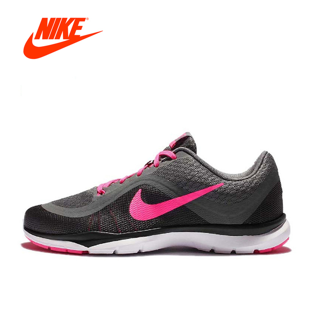 09251011716 Original New Arrival Authentic Nike FLEX TRAINER 6 ST Breathable Women s  Running Shoes Sports Sneakers