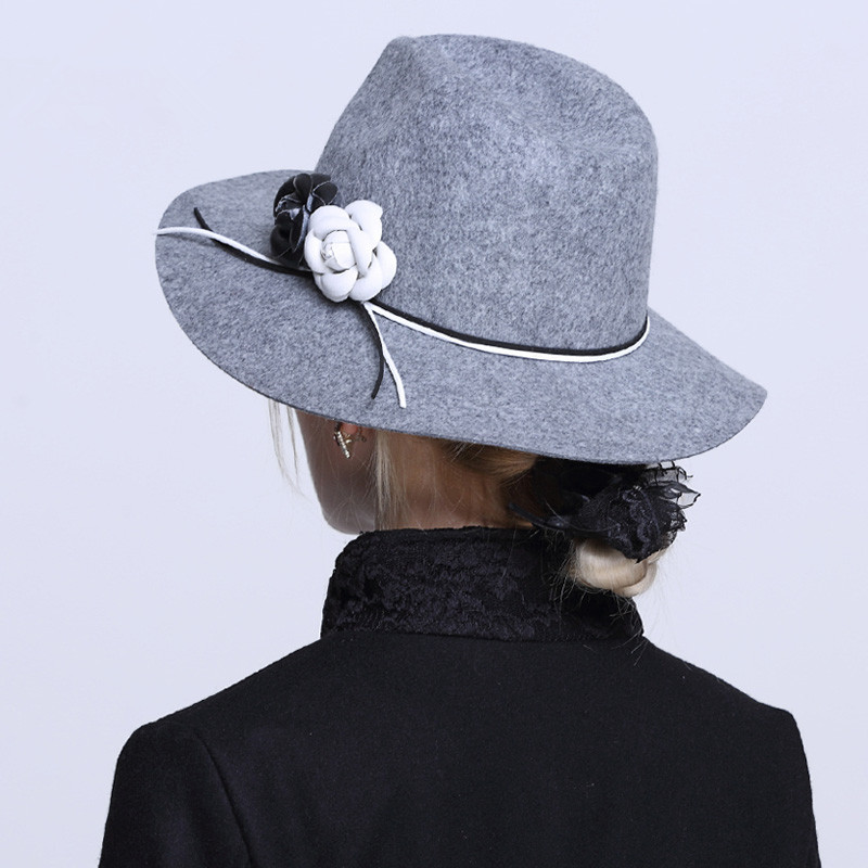 beb5ecf1b62 Buy camellia hat and get free shipping on AliExpress.com