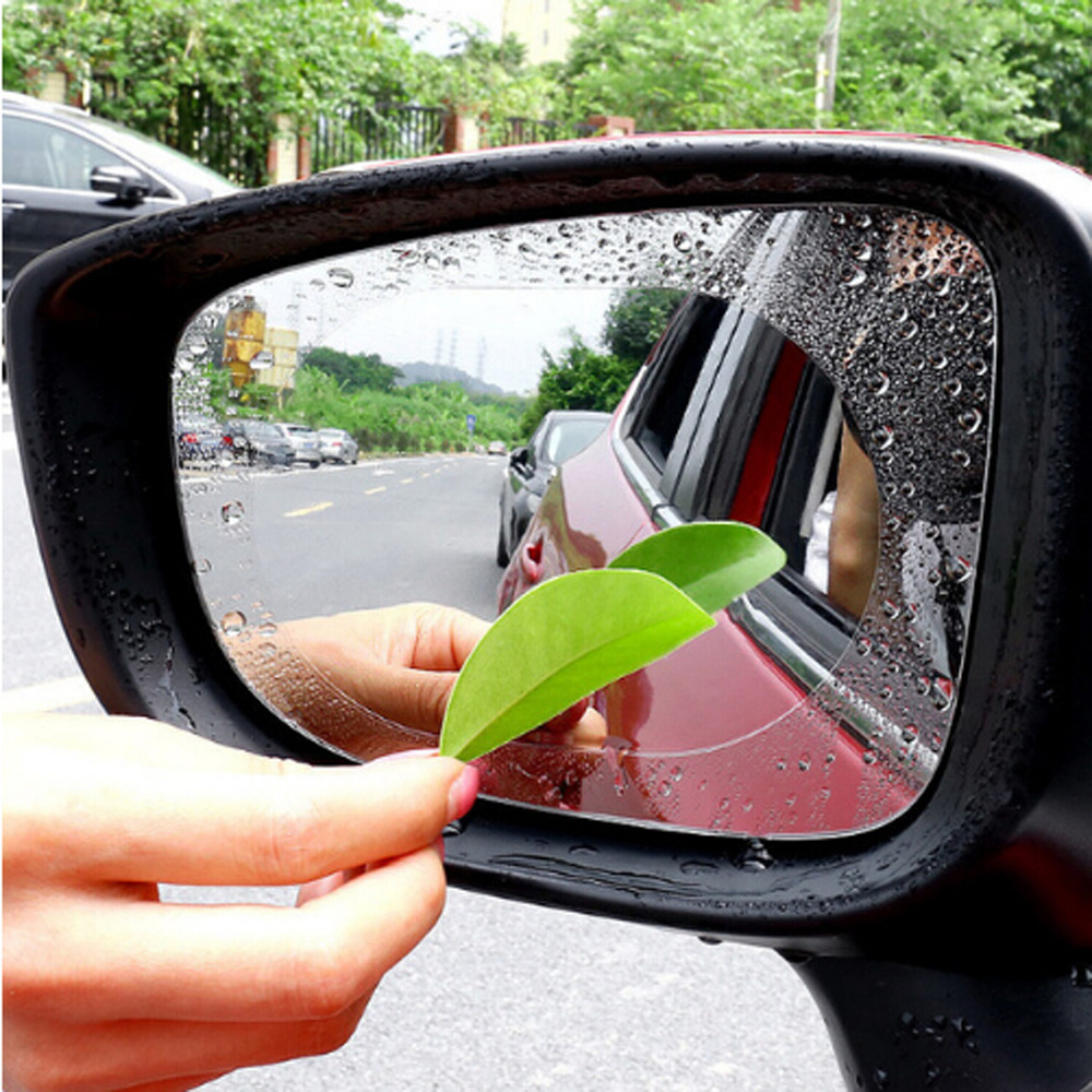 Exterior Accessories 1 Pair Car Rainproof Rearview Mirror Protective Film For Infiniti Fx35 Fx37 Ex25 G37 G35 G25 Q50 Qx50 Ex37 Fx45 G20 Jx35 J30 M30 Good Companions For Children As Well As Adults