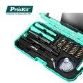 Pro'sKit SD 9322M 32in1 Multi funktion Schraubendreher satz Präzision Wartung Werkzeug Für Iphone Smart Handy IPad Wartung-in Schraubendreher aus Werkzeug bei