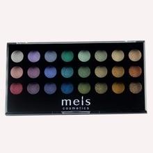 MEIS Brand eyeshadow palette makeup Professional make up Eye shadow 24 Colors eyeshadow Palette Beauty eye glitter MS2413