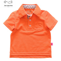 2017 Summer New Baby Boys Brand T Shirt Kids Polo Shirts Children T Shirts Short Sleeve