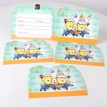 Invitation Cards for Children