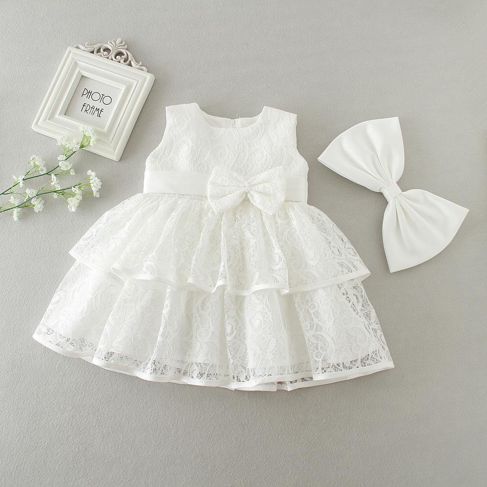 Aliexpress.com : Buy New Baby Girl Dress Hollow Lace Princess Infant ...