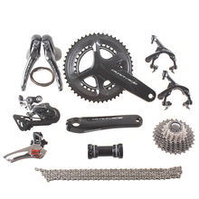 2016 NEW Shimano DURA-ACE R9100 11S 2×11 Speed Groupset Kit for Road Bike Bicycle