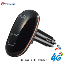 Wifi Hotspot Router Cigarette-Lighter Carfi Wireless-Broadband Modem Sim-Card Unlocked