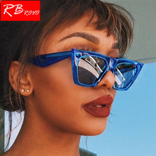ФОТО rbrovo vintage plastic sunglasses women/men candy color lens lady sun glasses classic retro outdoor travel gafas de sol mujer