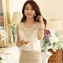 White shirt women blouses