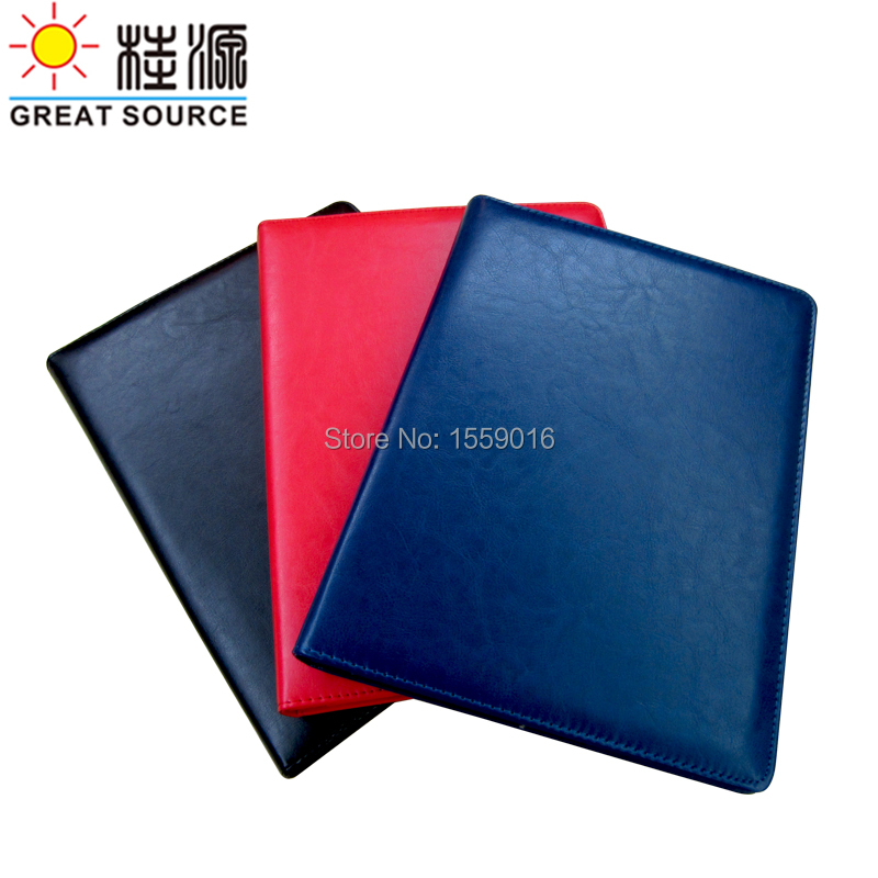 Great Source A4 File Multifunction Compendium Folder Leather Padfolio With Calculator Office Supplies цена