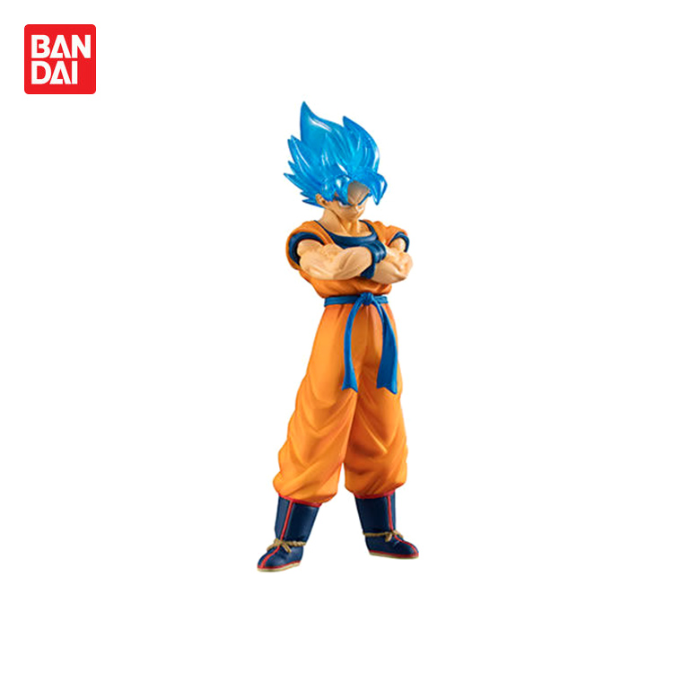 """Dragon Ball SUPER"" Original BANDAI HIGH GRADE REAL FIGURE Gashapon Toy - Broly Beerus Whis Vegeta Goku Gogeta Freeza 7"