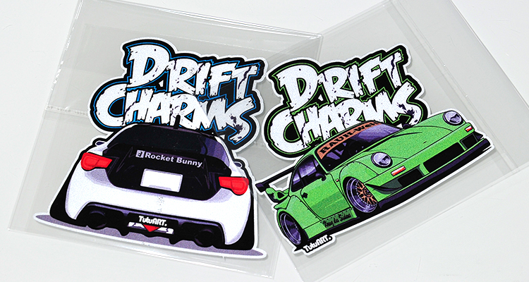 Brand new japanese drift stickers reflective sticker vinyl rwb illest brz drift car styling jdm drift race decals atv in car stickers from automobiles