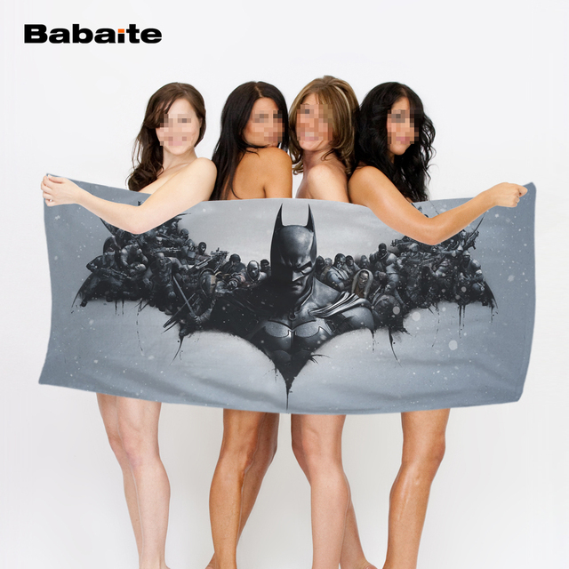 Batman Bath Towel