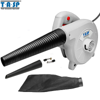 TASP 220V 600W Electric Air Blower Hand Turbo Fan Computer Dust Cleaner Collector MABV600
