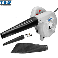 TASP 230V 600W Electric Air Blower Hand Turbo Fan Computer Dust Cleaner Collector MABV600
