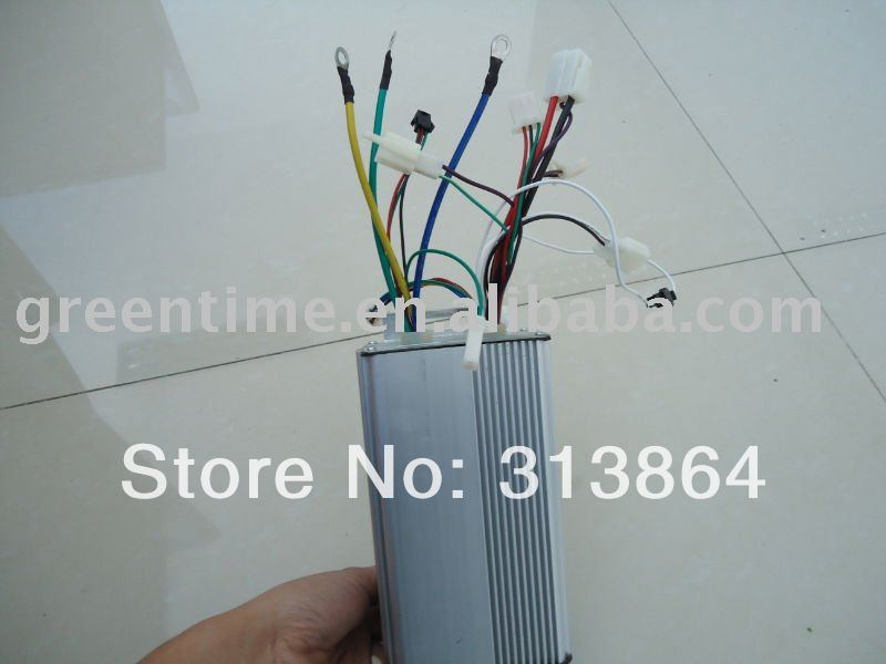 цены  Free shipping!!! 36V 750W/800W Brushless DC Motor Controller 12 mosfets