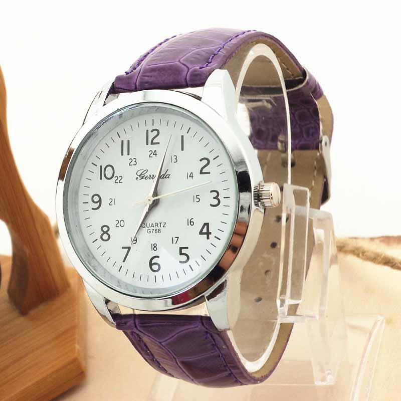 Dress Casual Women's Watch Elegant Analog Luxury Sports Leather Strap Quartz Mens Wrist Ladies Watch Wristwatches Relogio