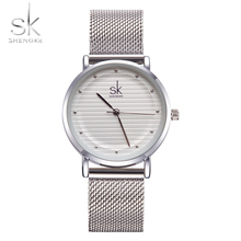 Shengke font b Women b font font b Watch b font Female Dress font b Watches