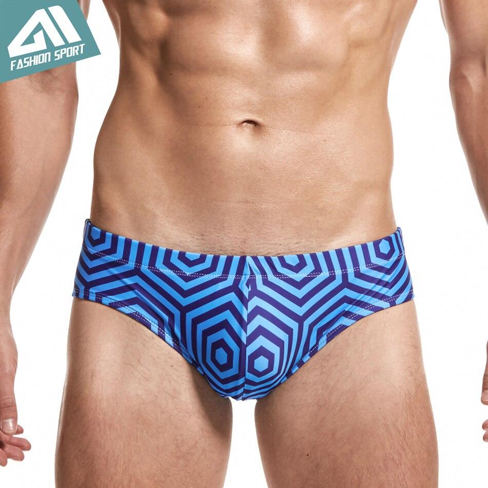 Aimpact גברים לשחות תלונות קיץ חוף גלישה גברים שחייה Brief סקסי בגד ים 2017 גברים חדשים בגדי ים E410D