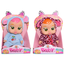 Reborn Baby Doll Electronic Music Weeping Cry Babies Magic No Tears Silicone Alive Dolls Lifelike Baby Toy Girls Birthday Gifts