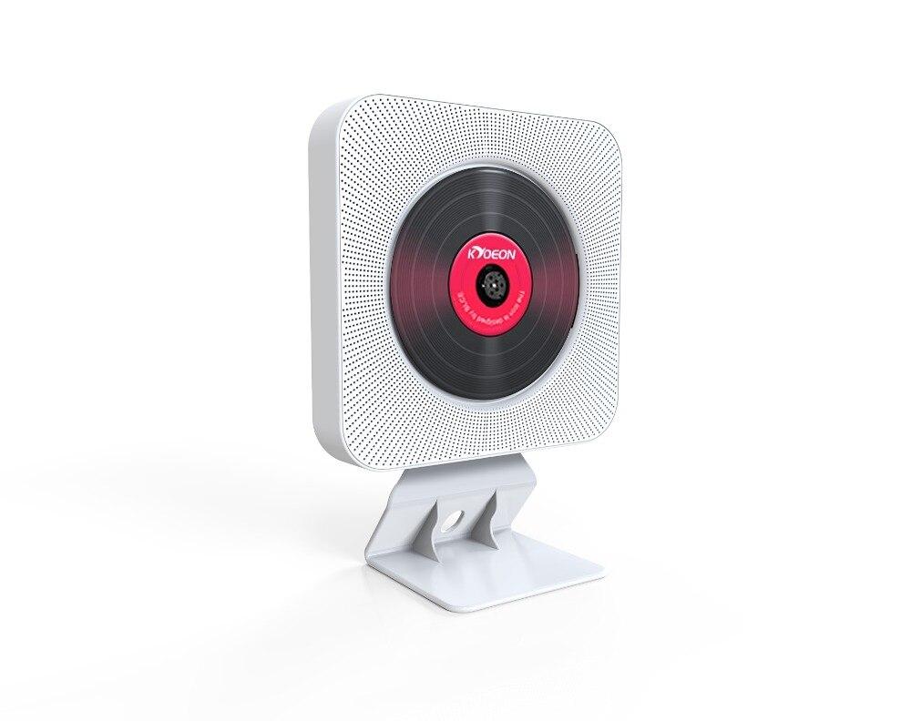 KUSTRON DVD плеер настенный Bluetooth портативный домашний аудио ящик с пультом дистанционного управления fm радио для пренатального образования - 5