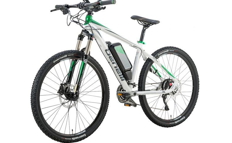 benelli 27 5 inch electric mountain bicycle smart lithium battery mtb ebike assist ebike power. Black Bedroom Furniture Sets. Home Design Ideas