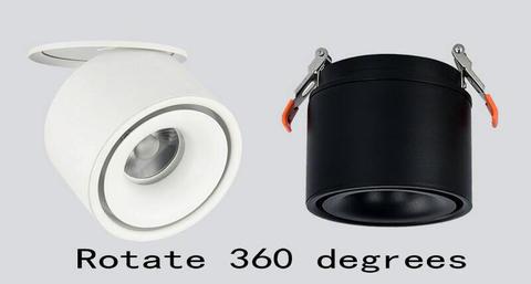girar 360 graus 10 w 15 w