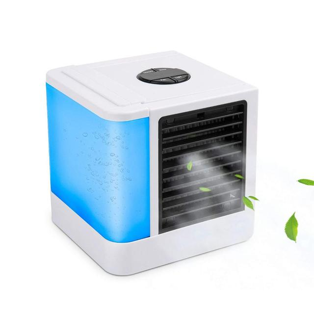 3 In 1 USB Portable Air Conditioner Humidifier Air Purifier Air Cooler Mini Fans Personal Space Air Conditioner Device