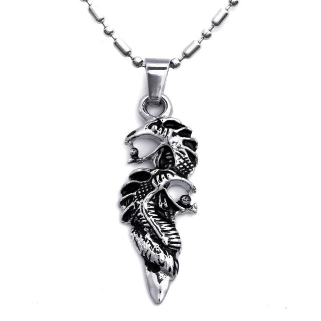 Biliss men jewelry new arrivals stainless steel mens for Dragon gifts for men