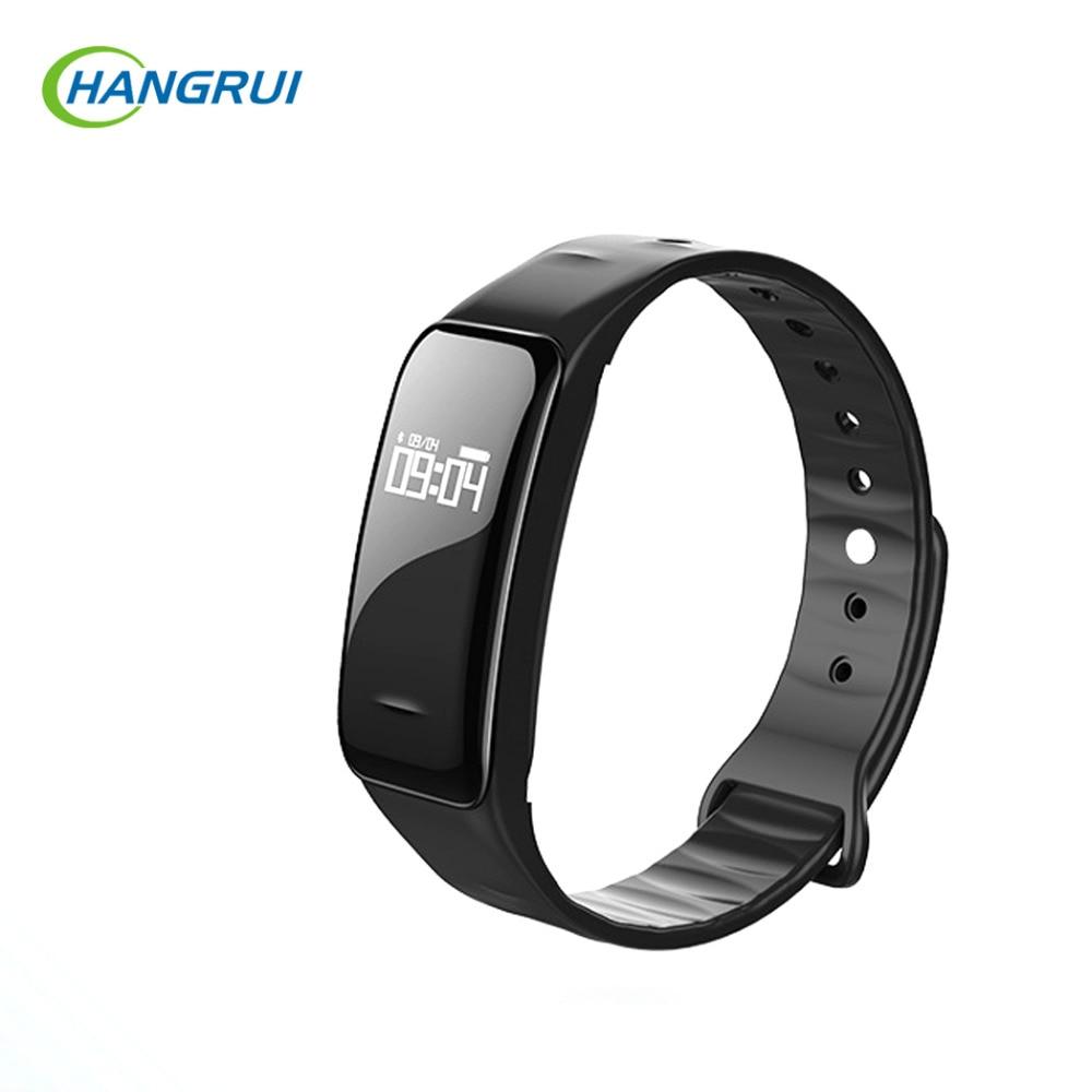 C1 bluetooth smart wristband waterproof fitness bracelet sleep tracker sport wrist band  ...