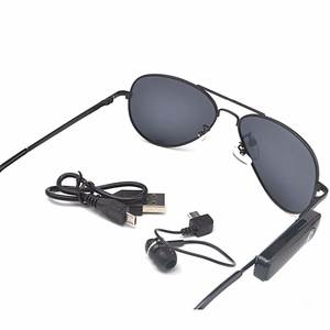 384601a2fb2 MINCL Bluetooth Polarized Sunglasses glasses drive car up
