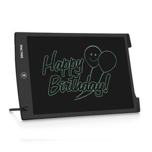"""Image 2 - محمول 12 """"بوصة كمبيوتر لوحي LCD بشاشة للكتابة لوح رسم رقمي بخط اليد منصات الإلكترونية اللوحي مجلس رقيقة جدا"""