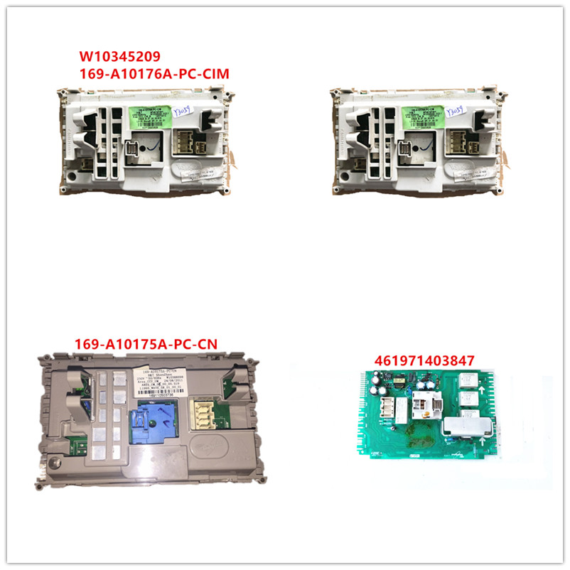 W10345209 169-A10176A-PC-CIM/169-A10175A-PC-CN/461971403847/W10528536 C Z52733AD/Z52726BC W10527062 B