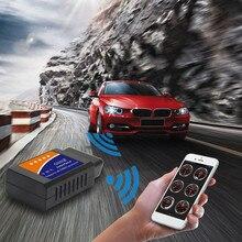 V03HW 1 רכב WiFi גרסה V1.5 אבחון סורק תומך OBDII פרוטוקול ND עבור אנדרואיד Windows iOS 16pin OBDII סטנדרטי
